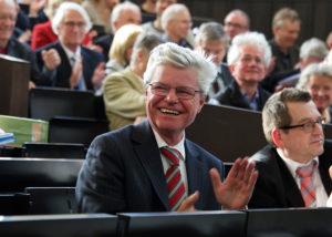 Hartmut Graßl Klimasymposium 2015