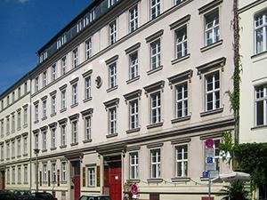 Geschaeftsstelle VDW Straße