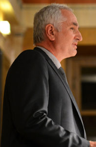 Ulrich Bartosch Portrait