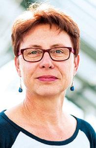 Angelika Hilbeck Portrait