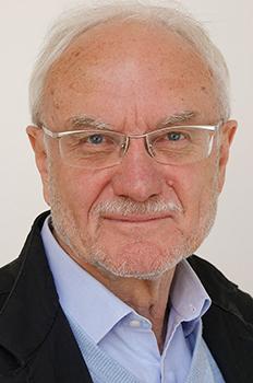Hans-Jochen Luhmann Portrait