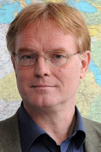 Jürgen Scheffran Portrait