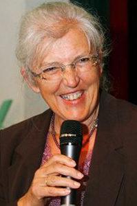 Christine von Weizsaecker Portrait