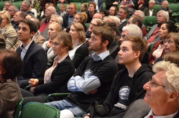 Publikum der Haagener Zukunftsveranstaltung 2019