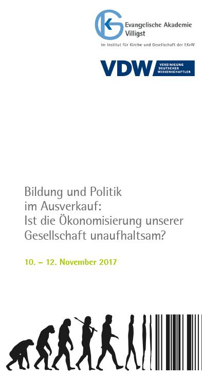 Flyer Oekonomisierung 2017