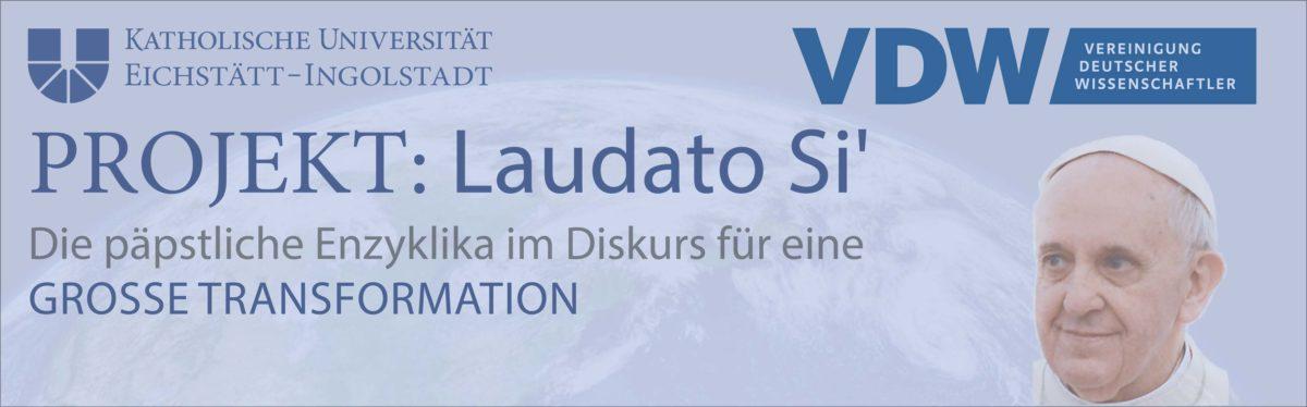VDW-KU-Projektlogo Laudato Si Stand 28-06-19