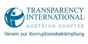 Logo Transparency International e.V., Austrian Chapter