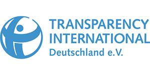 Logo Transparency International e.V.