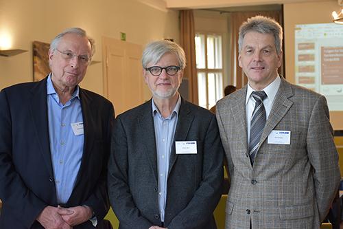 Gäste (4) der Erdgas Tagung der VDW IASS und ASPO 2017