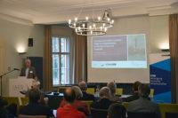 Hans-Jochen Luhmann spricht auf der Erdgas Tagung der VDW IASS und ASPO 2017.