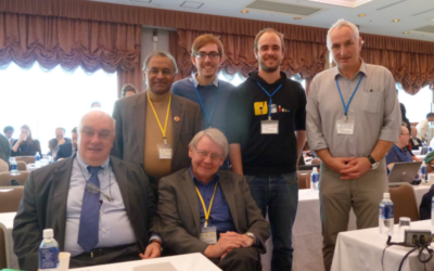 Deutsche Abgeordnete der Pugwash Conference 2015