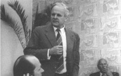 Weizsaecker als Teil der VDW Geschichte.