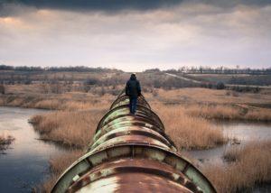 Titelbild zur Tagung Erdgasinfrastruktur 2018