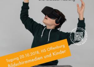 Futur iii Tagung Bildschirmmedien und Kinder 2018