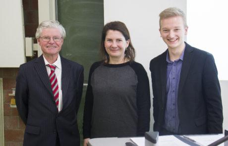 Kooperationsvertrag unterzeichnet mit Graßl, Auerbach und Müller