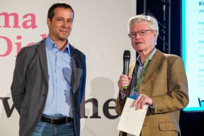 HKW 2019 Hartmut Graßl und Frank Schweikert