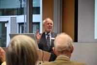 Ernst Ulrich von Weizsaecker spricht auf der VDW-Tagung Viable World