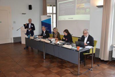 Tagung Metalle 2019 Panel Nachhaltiger Umgang