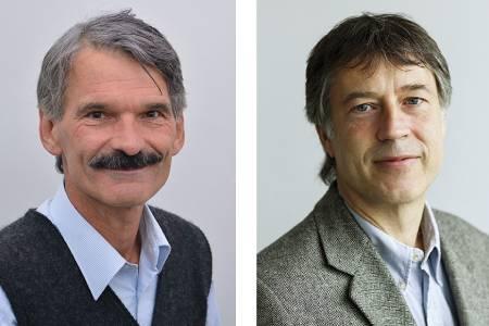 Prof. Dr. Wolfgang M. George & Prof. Dr. Karsten Weber